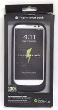 GENUINE Mophie Juice Pack Battery Case for Samsung Galaxy S III Black #101
