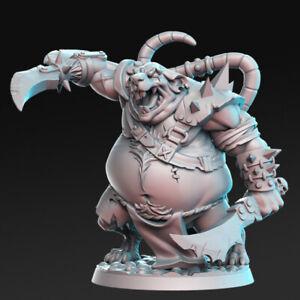 Dashbag - Rat ogre RN Estudio Compatible with Fantasy, RPG and DnD.