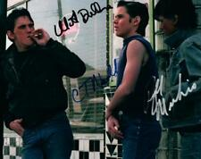Ralph Macchio Howell Matt Dillon signed 8x10 Photo Picture autographed with COA