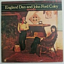 "ENGLAND DAN & JOHN FORD COLEY.""I HEAR THE MUSIC"".B15. PRESS COPY. A&M. 33 RPM LP"
