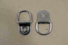 """Clip & Dee - Nickel Plated - 5/8"""" - Pack of 12 (F453)"""