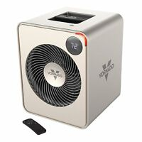 Vornado 1500 Watt Whole Room Metal Cool Touch Heater w Auto Climate VMH500