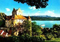Meersburg am Bodensee , Altes Schloß , Ansichtskarte