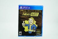 Fallout 4 Game of the Year Edition: Playstation 4 [Brand New] PS4