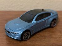 BMW M4 RARE SCALE 1:64 LIMITED EDITION DIECAST COLLECTIBLE LOOSE CAR