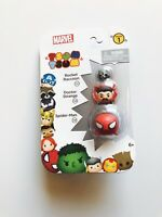 Marvel Tsum Tsum Series 1  Spiderman Rocket Raccoon Doctor Strange