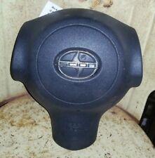 05 06 SCION tC 06 xBLH Driver Steering Wheel Air Bag Black airbag