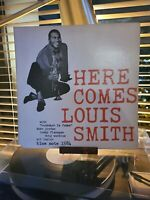 Louis Smith, Here Comes Louis Smith,Blue Note, BLP 1584, Vg+ / Vg+