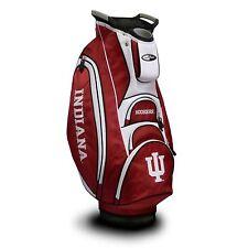 NEW Team Golf NCAA Indiana Hoosiers Victory Cart Bag