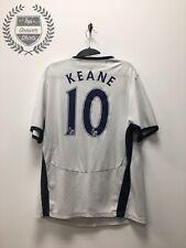 Robbie Keane Tottenham Hotspur Spurs home football shirt 2008/2009 Men's Large