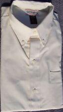 Dress Shirts - Men - Long Sleeve - Button Down Collar - Light  Tan - BIG or TALL