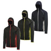 Regatta Mens Seoul Warm Full Zip Hooded Hoodie Fleece Jacket RRP £40
