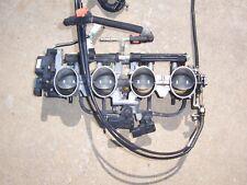 2005 2006  Kawasaki Ninja ZX-6R ZX636 Throttle Body Assembly Injectors