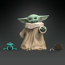 Star Wars Mandalorian The Child Baby Yoda Black Series Action Figure - In Stock