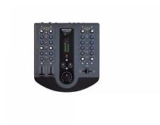 MACKIE U.420d U420D 4-CHANNEL DJ/AUDIO LINE MIXER EQ W/FIREWIRE INTERFACE
