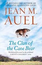 Earth's Children: The Clan of the Cave Bear 1 by Jean M. Auel (2002, Paperback,