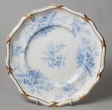 Antique Regency Davenport Porcelain Blue & White Transfer Printed Plate c1830