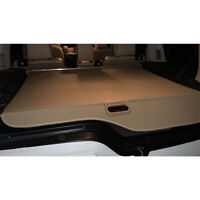For Discovery 3 Beige Rear Trunk Cargo Cover Security Shield Screen Shade