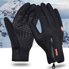 Hot Men's Winter Warm Gloves Windproof Waterproof Thermal Touch Screen Mitten