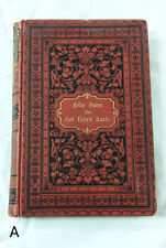 Antique Original 1901 Am Hof Herrn Karls by Felix Dahn German Charles Court