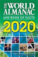 The World Almanac and Book of Facts 2020 (Paperback or Softback)