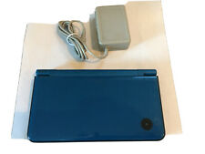 Nintendo DSi XL Launch Edition BLUE Handheld System CONSOLE NICE SHAPE NES HQ