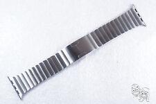 Original Apple Watch Link Bracelet band 316L stainless steel 42mm SILVER Genuine