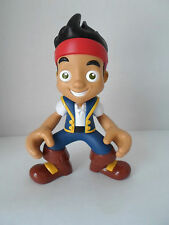 "Talking Jake & The Neverland Pirates 9"" Action Figure Disney Peter Pan 2011"""