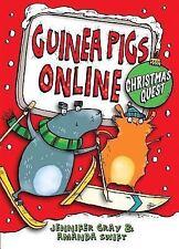 Guinea Pigs Online: Christmas Quest - LikeNew - Gray, Jennifer - Paperback