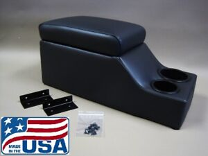 Dodge Charger Police Deluxe Black Center Cupholder Console EZ Install 2008-2020