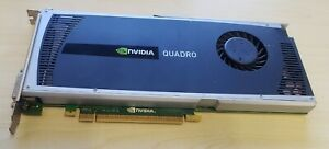HP 616076-001  Nvidia Quadro 4000 2GB GDDR5 Workstation Graphics Video Card