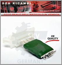 95R063 Resistance Fan Heating SEAT TOLEDO (5P2) 1845752 FROM 2004 ->