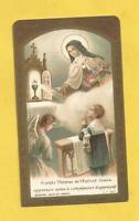 IMAGE PIEUSE HOLY CARD sainte therese jacob benigne 1935 vaillon dijon