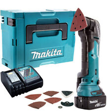 Makita DTM51ZJX7 18V Multi Tool Cutter with 1 x 5.0Ah Battery & Charger in Case