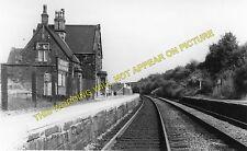 Gathurst Railway Station Photo. Wigan - Appley BridgeBurscough Line. L&YR. (1)
