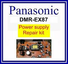 Repair kit for Panasonic DMR-EX87 Power supply board, psu panel