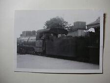 ESP854 - 1950/60s FC VASCO ASTURIANA SA Railway ~ LOCOMOTIVE No14 PHOTO Spain