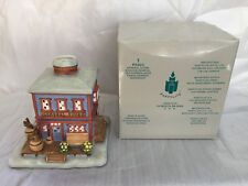 "PartyLite - ""General Store"" tealight holder with Box"