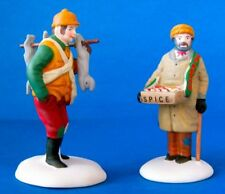 Dept 56 Dickens Village ~ Village Street Peddlers ~ Mint In Box 58041