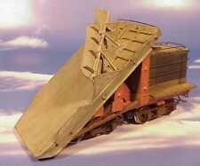 On3/On30 WISEMAN MODEL SERVICES WEST SIDE LUMBER CO. WEDGE SNOW PLOW KIT WSL