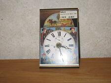 *NEW* Horloge Charrue 13,5x9cm