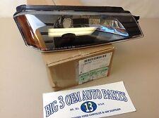 Chevrolet Avalanche RH Passenger Side PARK/ TURN SIGNAL LAMP ASSEMBLY new OEM