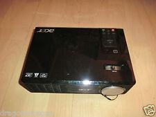 ACER x1261 DLP Proiettore Beamer con telecomando, difetto, nessuna immagine