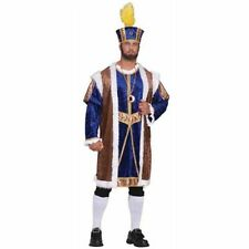 "Henry the 8th VIII Fancy Dress Costume Tudor King XL UP TO 54"" CHEST"