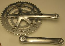 Campagnolo Racing T triple crankset 170 Excellent!
