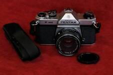 Pentax K1000 Vintage Camera with 50mm f2 lens Film Tested