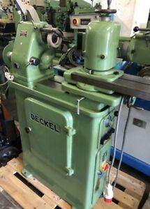 Deckel S1 Universalschleifmaschine Schleifmaschine Werkzeugschleifmaschine