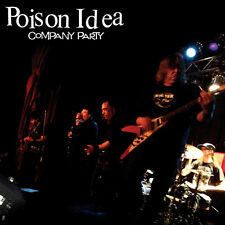 Poison Idea - Company Party [New Vinyl] Ltd Ed, Pink