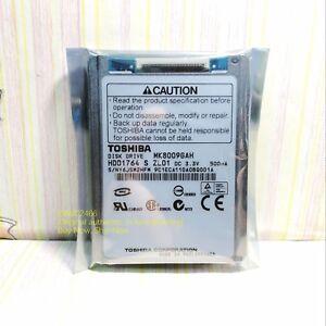 """Toshiba MK8009GAH 80GB Internal 4200RPM 1.8"""" (HDD1764) CE HDD"""