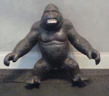 "4"" Tall ""King Kong"" Black Gorilla PVC Action Figure! MEAN!"